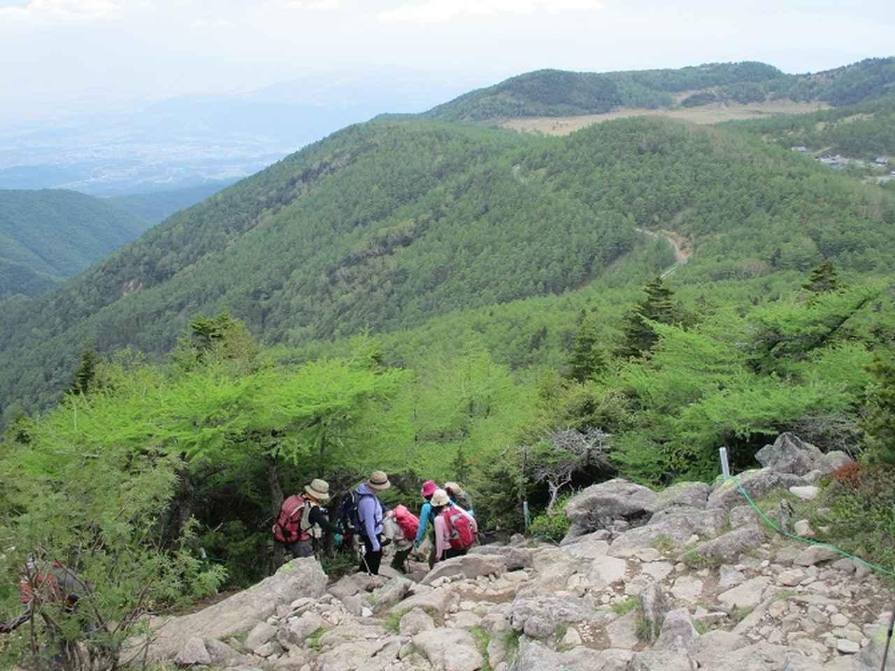 画像13: 【山旅会・登山ガイドこだわりツアー】添乗員からの便り・水ノ塔山から東篭ノ登山ツアーに行ってきました!
