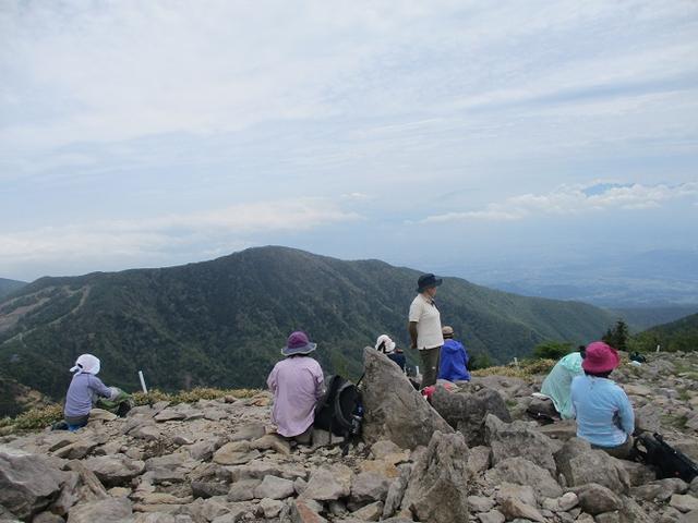 画像12: 【山旅会・登山ガイドこだわりツアー】添乗員からの便り・水ノ塔山から東篭ノ登山ツアーに行ってきました!
