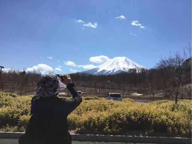 画像2: 様々な富士山の表情を楽しめるのがツアーの醍醐味です♪