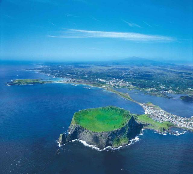 画像: 韓国最大の離島・済州島(イメージ)