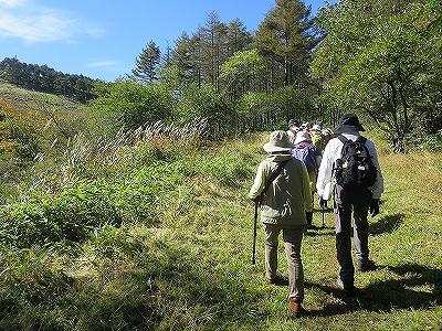 画像: 中山道のなかで一番標高が高い場所を通る和田峠