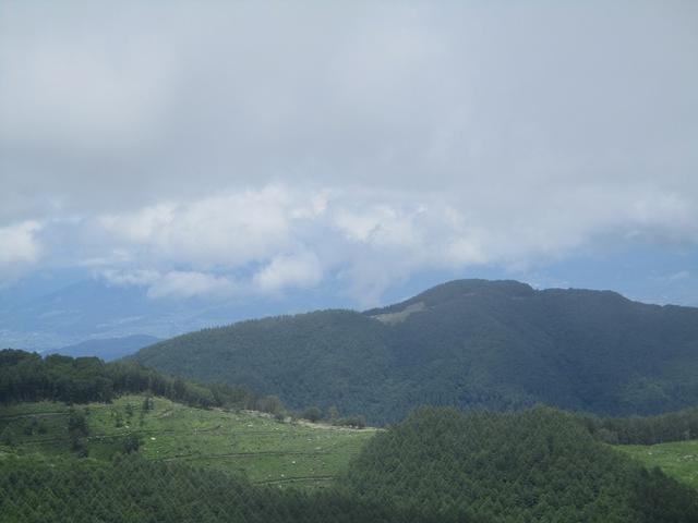 画像3: 7月12日に岡田ガイドのハイキングコースで 霧ヶ峰の男女倉山 へ行ってきました♪