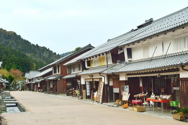 画像: 熊川宿(前編でご案内)