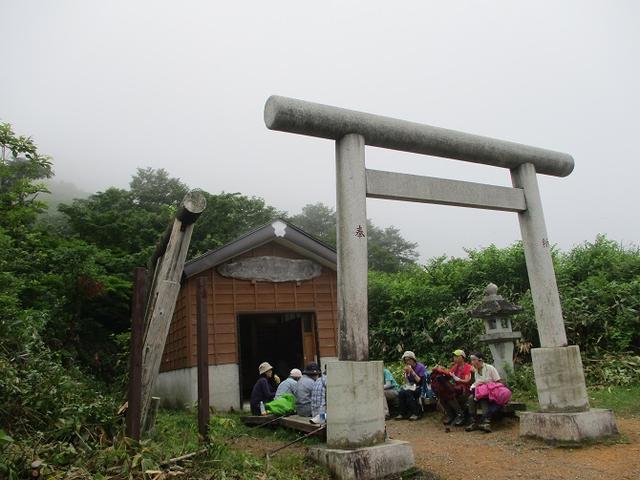 画像2: 7月16日より2泊3日で山旅会 「三国山と苗場山」 ツアーに行ってきました!
