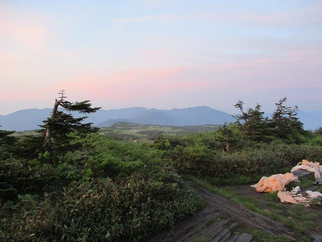 画像9: 7月16日より2泊で山旅会 「三国山と苗場山」 ツアーに行ってきました!