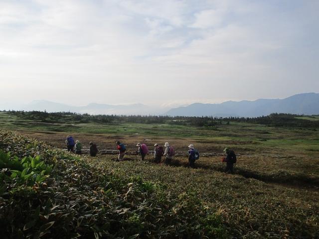 画像11: 7月16日より2泊で山旅会 「三国山と苗場山」 ツアーに行ってきました!