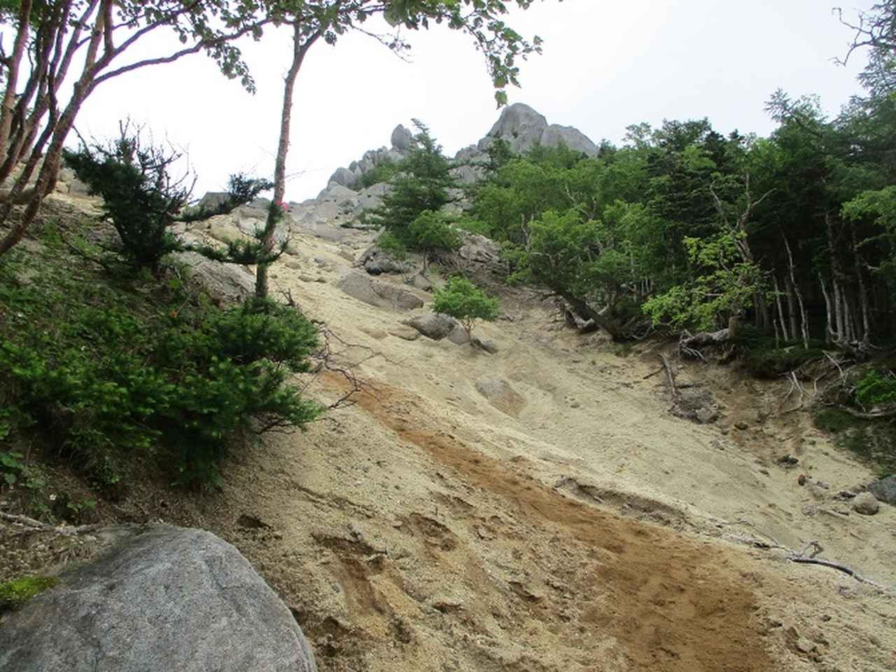 画像3: 来年夏のツアーの素材を探して南アルプスの 鳳凰三山 を歩いてきました♪
