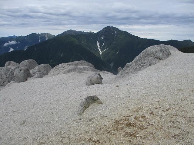 画像6: 来年夏のツアーの素材を探して南アルプスの 鳳凰三山 を歩いてきました♪