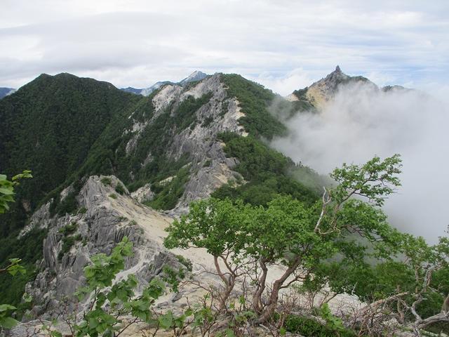 画像8: 来年夏のツアーの素材を探して南アルプスの 鳳凰三山 を歩いてきました♪