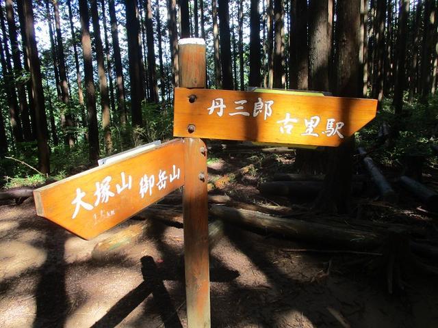 画像3: 8月の山旅会 「大塚山」 ツアーの下見に行ってきました!