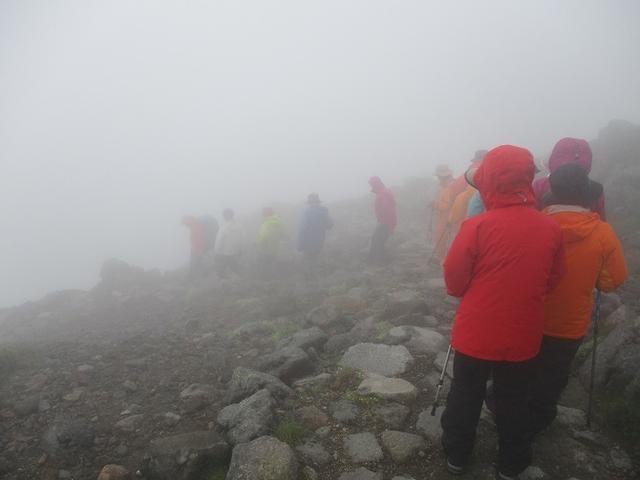 画像2: 7月29日から3日間 「白山」 ツアーに行ってきました!