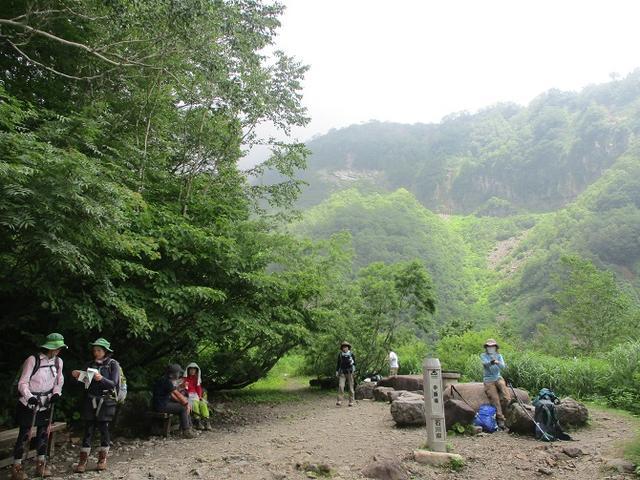 画像3: 7月29日から3日間山旅会 「白山」 ツアーに行ってきました!
