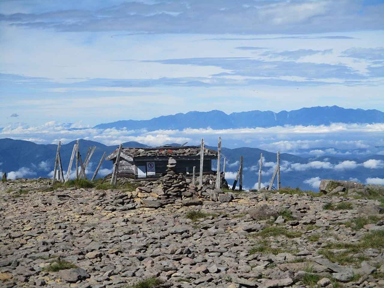 画像9: 8月5日・6日に山旅会 「硫黄岳」 ツアーに行ってきました!