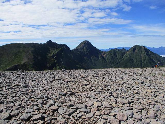 画像8: 8月5日・6日に山旅会 「硫黄岳」 ツアーに行ってきました!