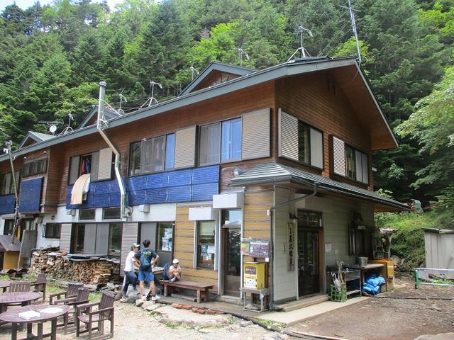 画像2: 【山旅会・登山ガイドこだわりツアー】岡田ガイドからの便り・硫黄岳ツアーに行ってきました!(1日目)