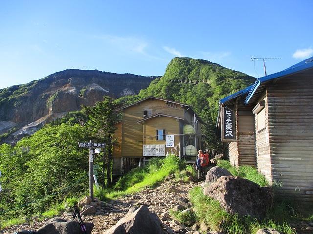画像5: 8月5日・6日に山旅会 「硫黄岳」 ツアーに行ってきました!