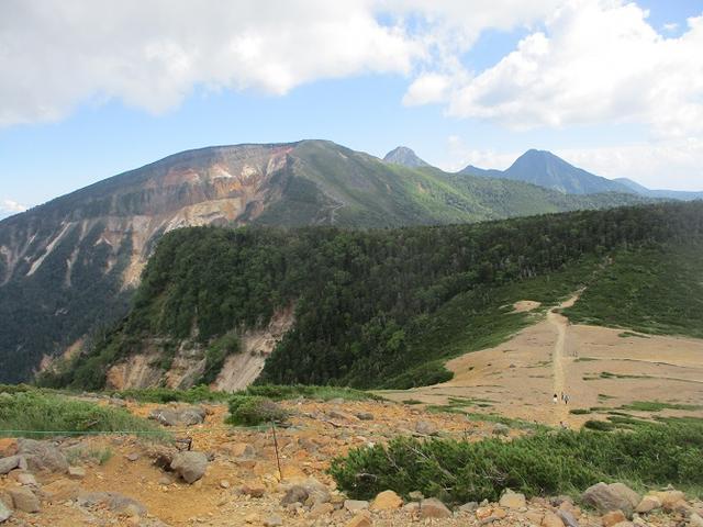 画像1: 8月5日・6日に山旅会 「硫黄岳」 ツアーに行ってきました!