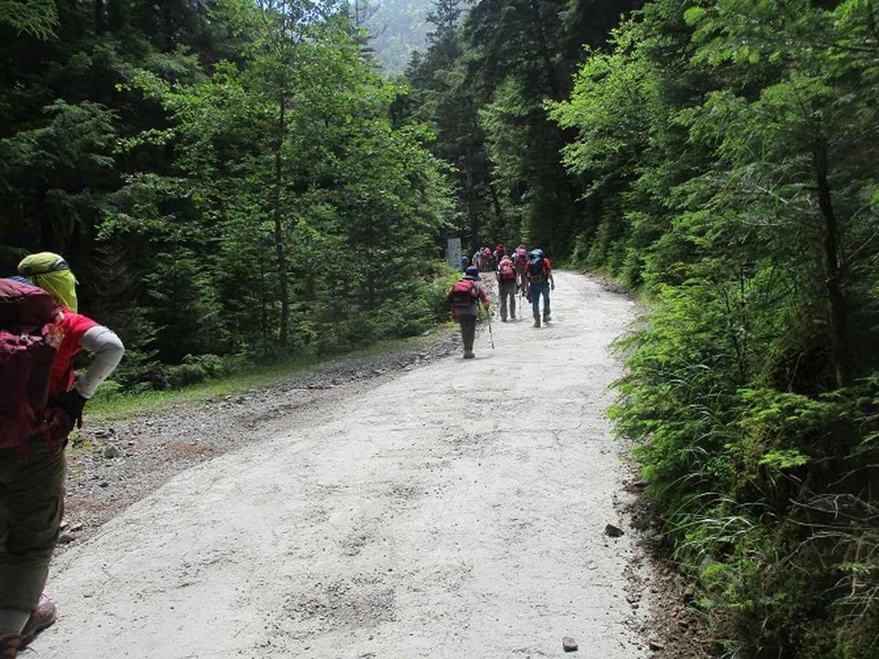 画像1: 【山旅会・登山ガイドこだわりツアー】岡田ガイドからの便り・硫黄岳ツアーに行ってきました!(1日目)