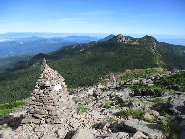 画像7: 8月5日・6日に山旅会 「硫黄岳」 ツアーに行ってきました!