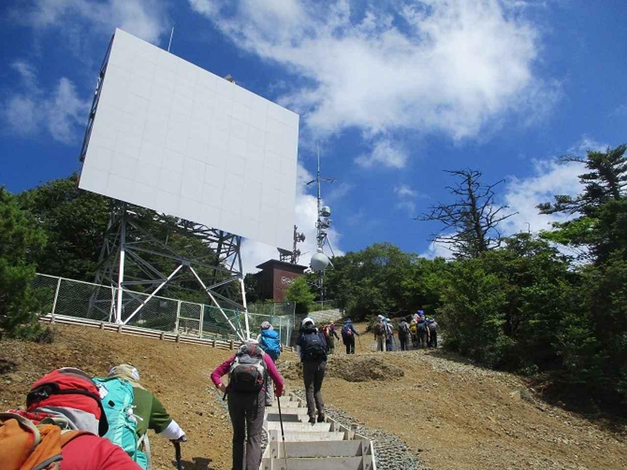 画像6: 8月10日に岡田ガイドのコースで 三つ峠 へ行ってきました♪