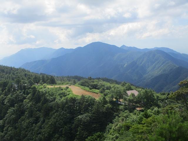 画像9: 8月10日に岡田ガイドのコースで 三つ峠 へ行ってきました♪