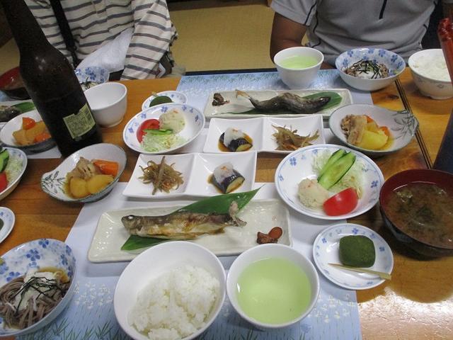 画像11: 8月1日から岡田ガイドのコースで 「ゆっくり歩く鏡平と弓折岳」 のツアーへ行ってきました!