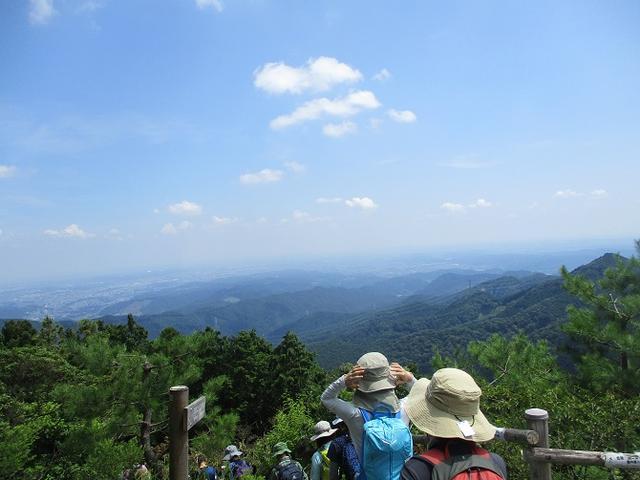 画像8: 8月17日に岡田ガイドの山旅会現地集合ツアーで、奥多摩の 日の出山 に行ってきました♪