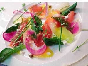画像: 第1回 農園レストラン ル・マリアージュでのお食事