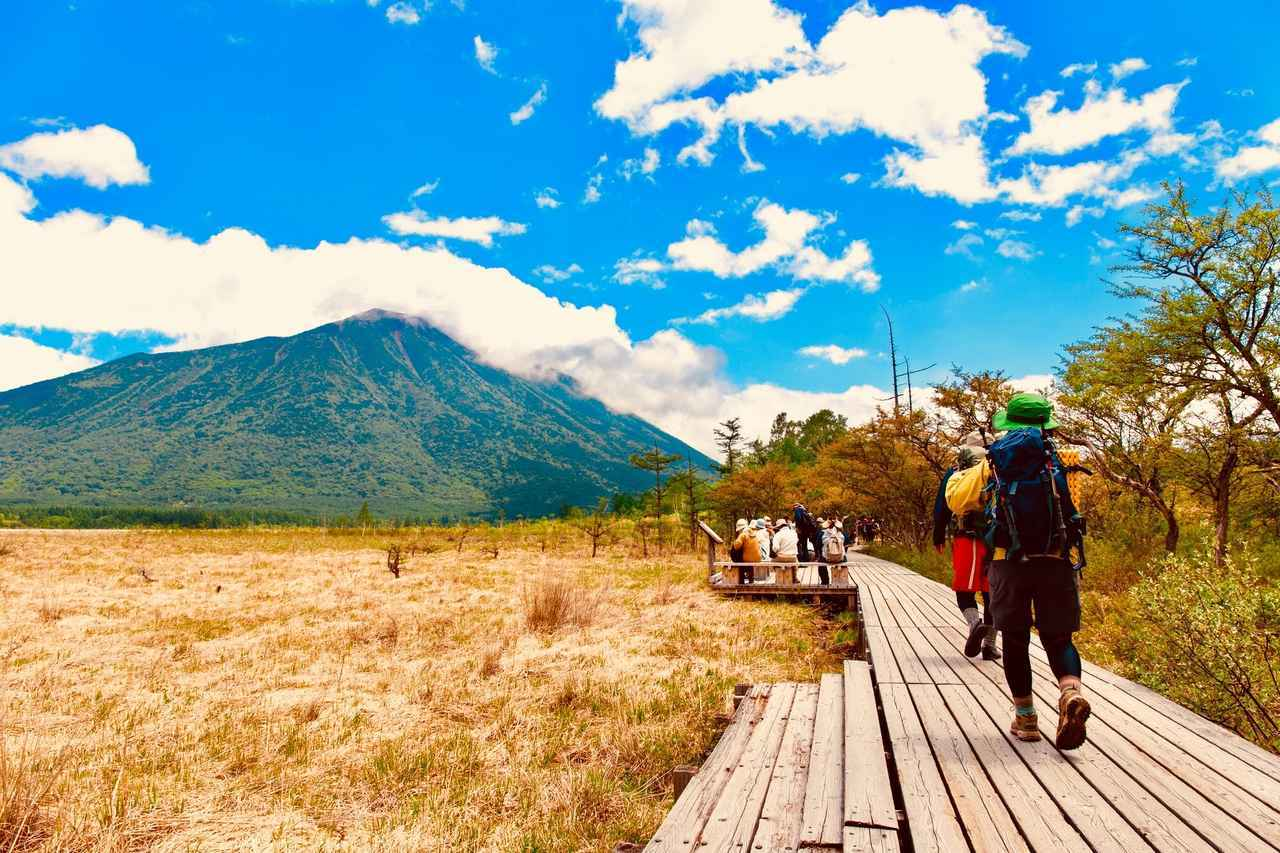 画像: 第1回 日光・男体山の絶景と草紅葉