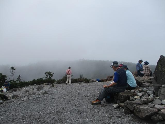 画像8: 先日9月5日に山旅会 「北横岳」 ツアーにいってきました!