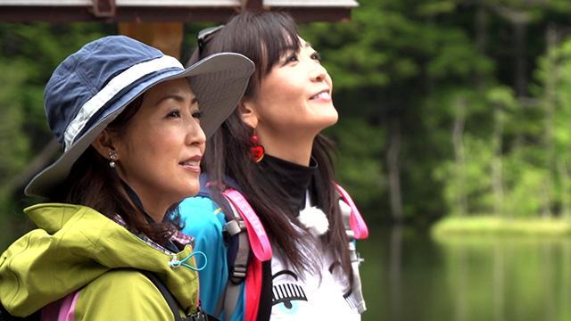 画像: あなたの町から出発!!日帰りバスツアー 現地には4時間滞在 上高地ハイキング - [旅おつ]旅スルおつかれ様 ~ハーフタイムツアーズ~|テレビ東京