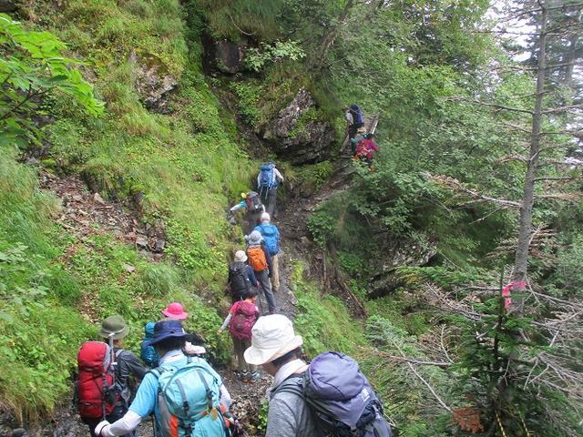 画像7: 9月9日より 「ゆったり仙丈岳」 ツアーにいってきました!