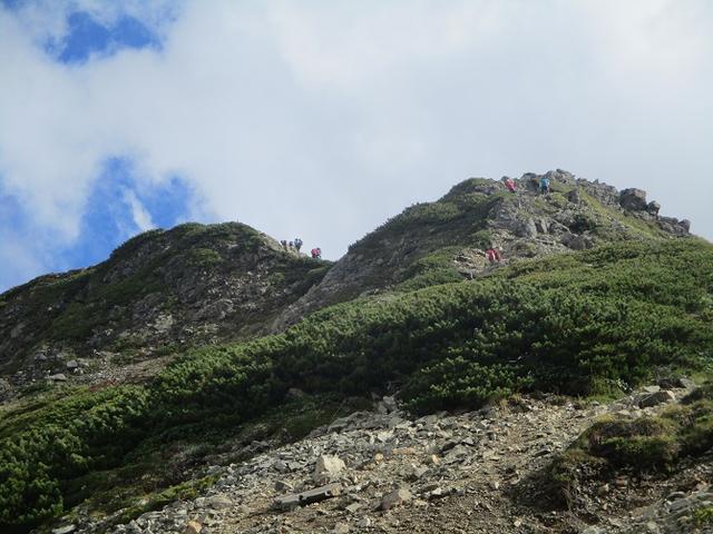 画像5: 9月9日より山旅会 「ゆったり仙丈ヶ岳」 ツアーに行ってきました!