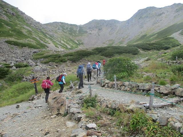 画像4: 9月9日より山旅会 「ゆったり仙丈ヶ岳」 ツアーに行ってきました!
