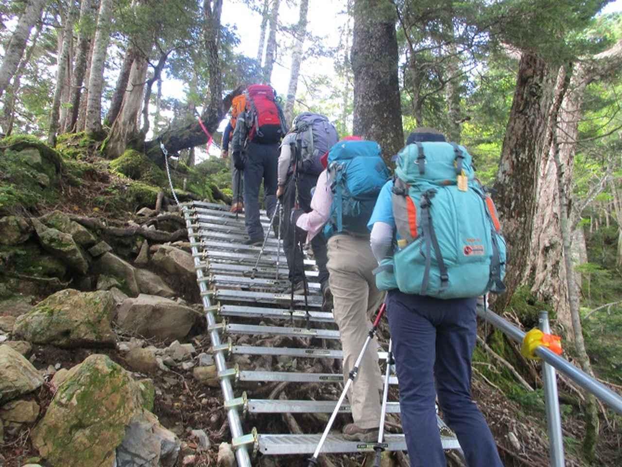 画像4: 9月9日より 「ゆったり仙丈岳」 ツアーにいってきました!