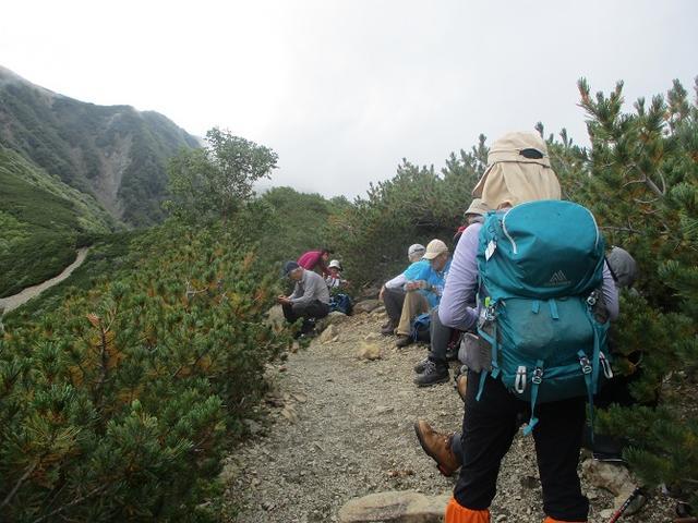 画像1: 9月9日より山旅会 「ゆったり仙丈ヶ岳」 ツアーに行ってきました!