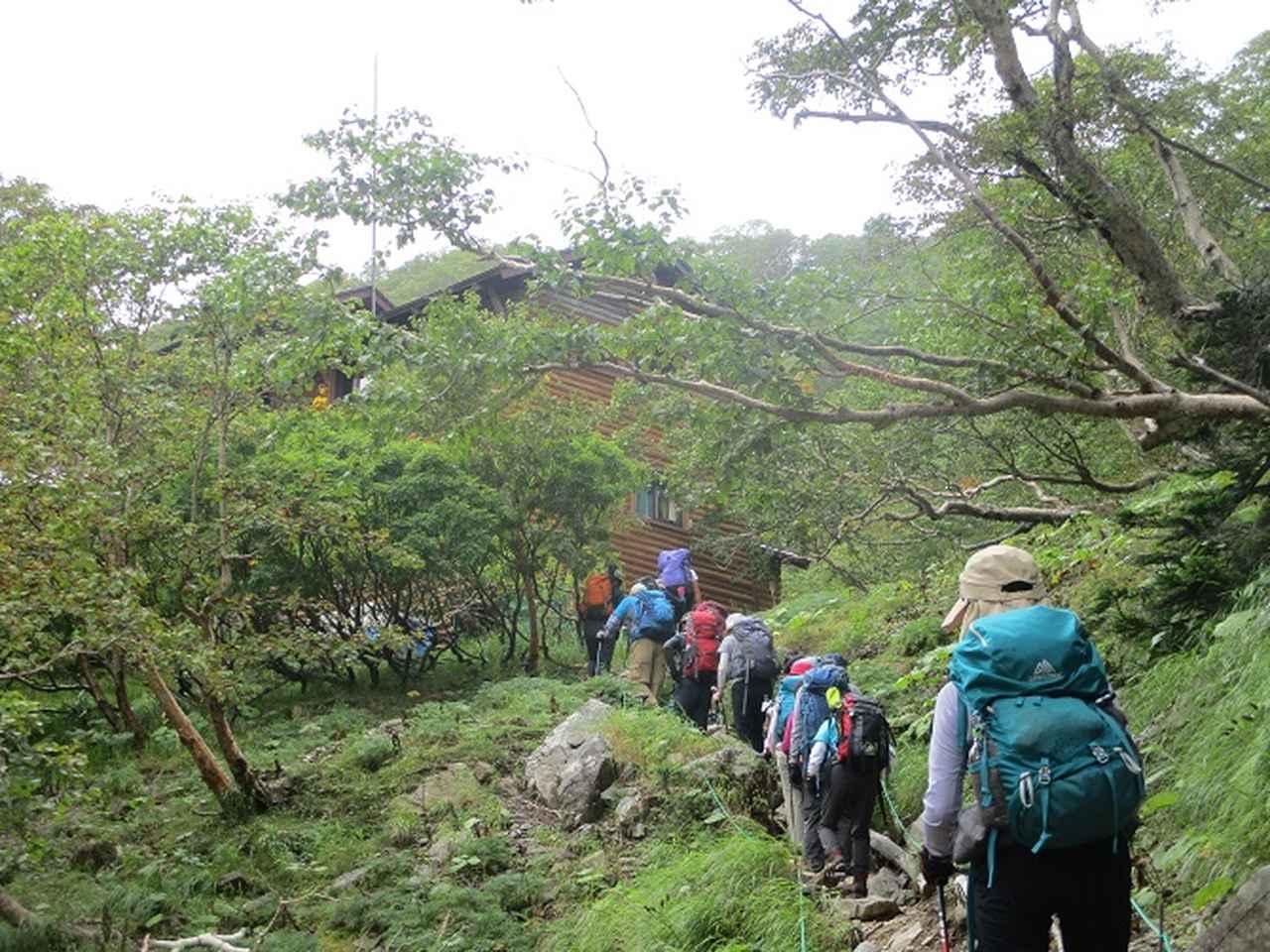 画像10: 9月9日より 「ゆったり仙丈岳」 ツアーにいってきました!