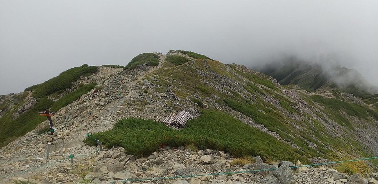 画像8: 9月9日より山旅会 「ゆったり仙丈ヶ岳」 ツアーに行ってきました!