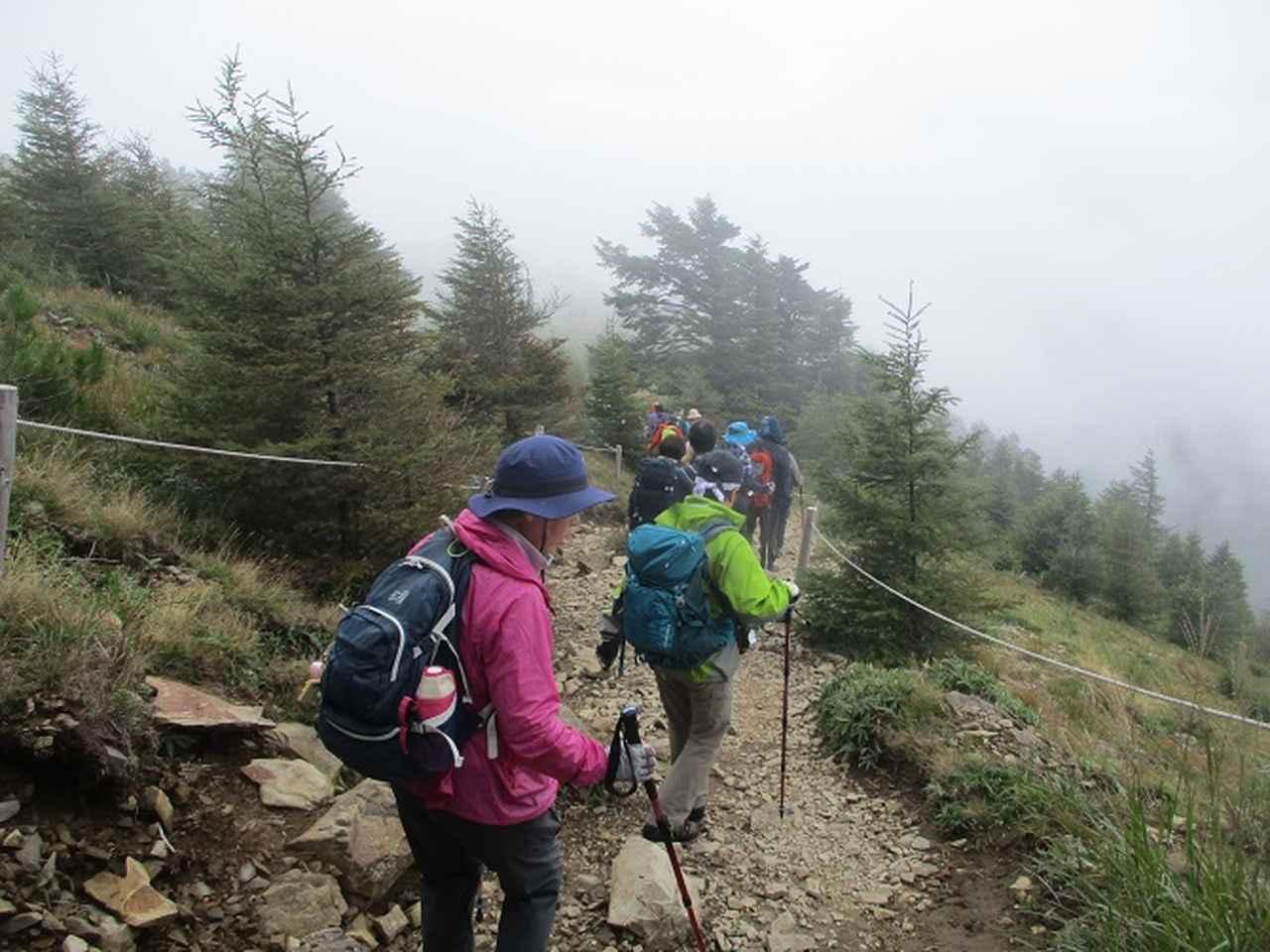 画像3: 9月13日に山旅会 「大菩薩嶺」 ツアーに行ってきました!