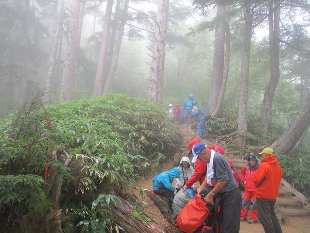 画像5: 9月17日より山旅会 「燕岳」 ツアーに行ってきました!