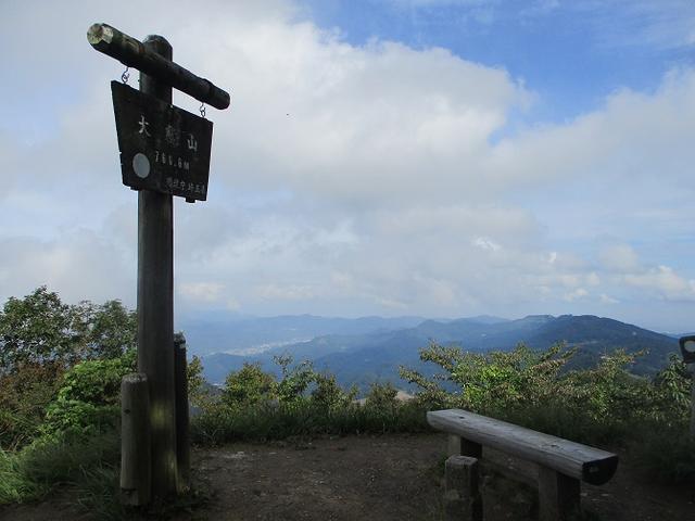 画像6: 【山旅会・登山ガイドこだわりツアー】岡田ガイドからの便り・大霧山ツアーの下見に行ってきました!