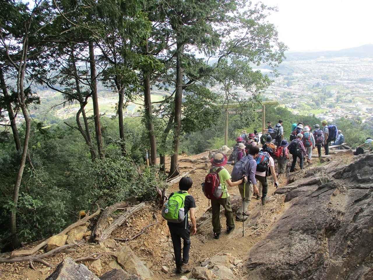 画像9: 9月20日に山旅会 「ユガテ~日和田山~巾着田」 ツアーに行ってきました!