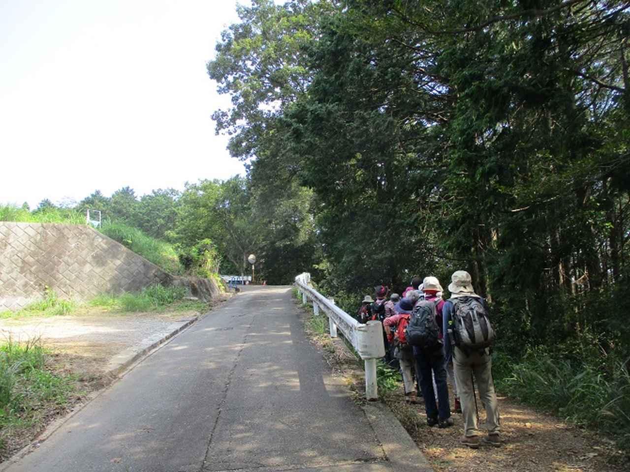 画像8: 9月20日に山旅会 「ユガテ~日和田山~巾着田」 ツアーに行ってきました!