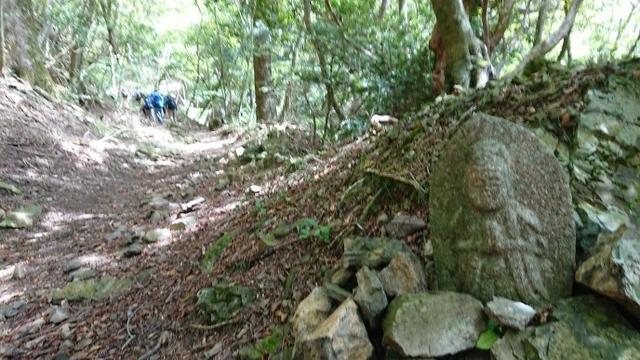 画像5: 9月16日に宮下ガイドのコースで精進湖の近くにたたずむ 三方分山 へ行って来ました♪