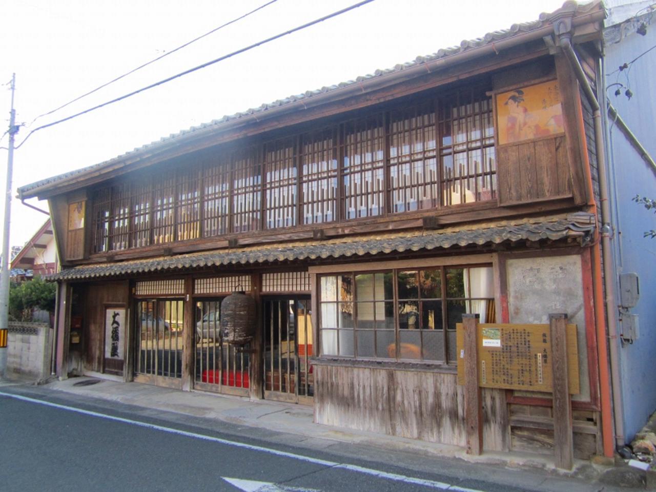 画像: 愛知県・豊川にある旅籠大黒屋(東海道)