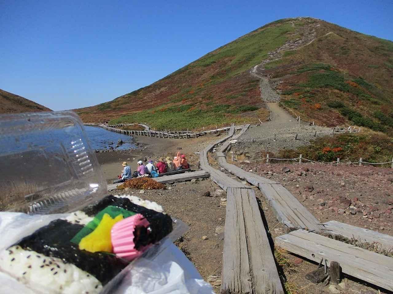 画像7: 9月30日から山旅会 「八幡平・秋田駒ヶ岳」 ツアーに行ってきました!