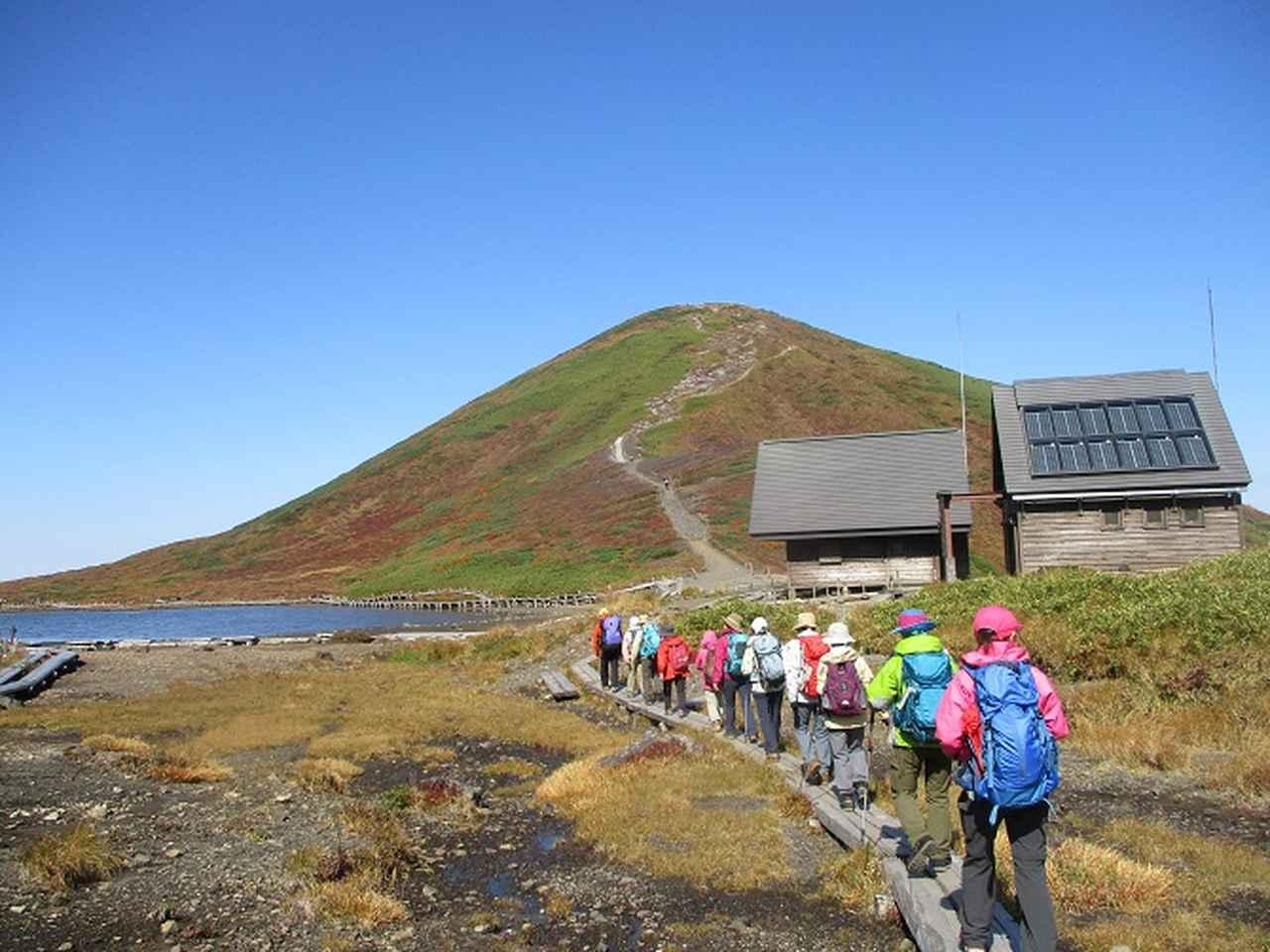 画像5: 9月30日から山旅会 「八幡平・秋田駒ヶ岳」 ツアーに行ってきました!