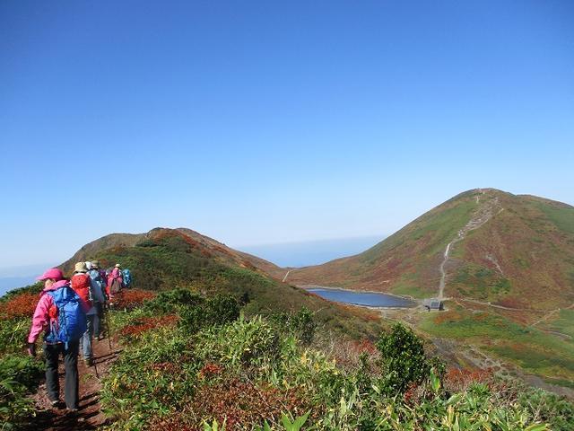 画像3: 9月30日から山旅会 「八幡平・秋田駒ヶ岳」 ツアーに行ってきました!