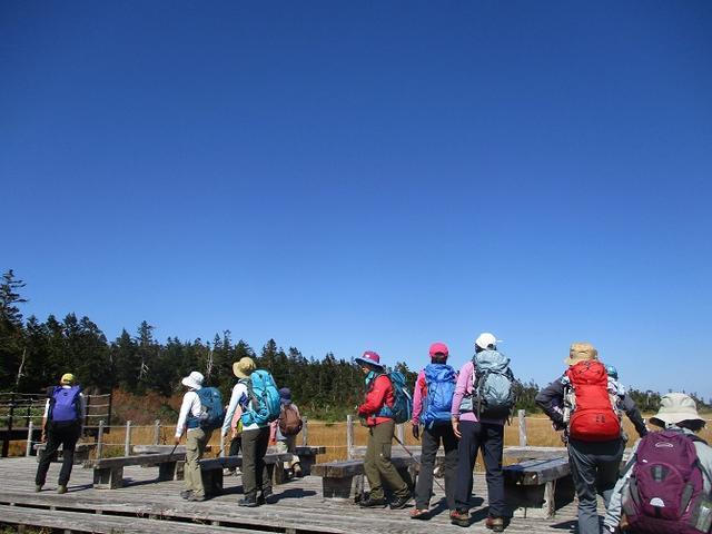 画像4: 9月30日から2日間岡田ガイドのコースで 八幡平・秋田駒ヶ岳 に行ってきました♪
