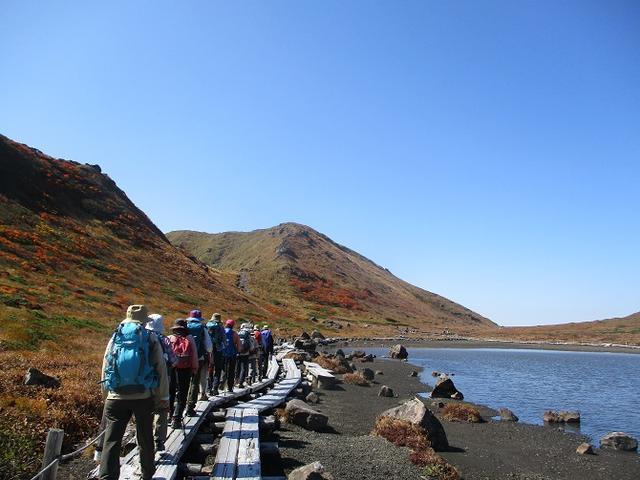 画像8: 9月30日から山旅会 「八幡平・秋田駒ヶ岳」 ツアーに行ってきました!